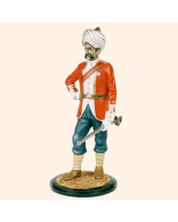AS90 30 Subadar 14th Madras Infantry c.1897 Painted
