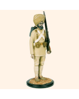 AS90 31 Sepoy 36th Sikh Infantry c.1897 Painted