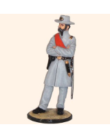 AS90 32 Captain 6th North Carolina Volunteer Infantry 1862 Painted