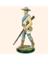 AS90 33 Private Confederate Infantry 1863 Painted
