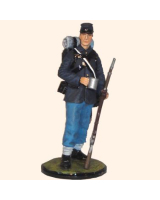 AS90 34 Private Union Infantry c.1863 Painted