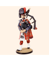 AS90 41 Piper The Black Watch 1991 Painted