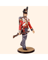 AS90 43 Sergeant Coldstream Guards Light Company 1815 Painted