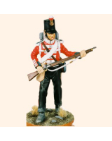 AS90 50 Private  Battalion Company 19th Regiment of Foot 1854 Painted