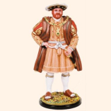 AS90 55 King Henry VIII c.1537 Painted