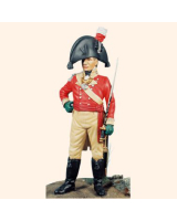 AS90 60 Officer British Infantry Regiments Kit