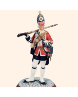AS90 64 Grenadier 2nd or Coldstream regiment of Foot Guards c.1751 Painted