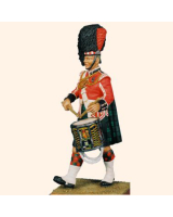 AS90 74 Drummer Black Watch Painted