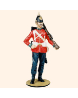 CS90 28 Private Line Infantry 1900 The British Army Late Victorian Period Painted