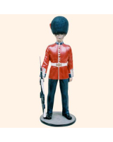 CS90 31 Guardsman Coldstream Guards c.1980s Painted