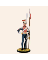 JW90 103 Lancer Lancers of the Imperial Garde 1807-1814 Painted