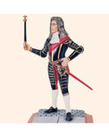 JW90 159 King Charles II Painted