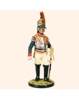 JW90 026 Officer Cuirassiers 1812-1815 Painted