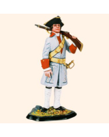 JW90 031 Private Infantry of the Line c.1760 Painted