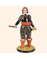 JW90 045 Cavalry Officer The English Civil War 1642-1651 Painted