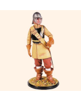 JW90 048 Cavalry Trooper The English Civil War 1642-1651 Painted
