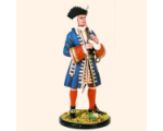 JW90 081 Officer Guards of the Door The Kings Houshold 1724 Kit