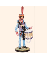 JW90 094 Drummer Marines of the Garde 1808-1815 Kit
