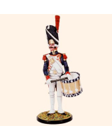 JW90 097 Drummer Grenadiers of the Imperial Garde 1808-1815 Kit