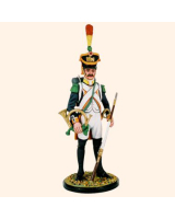JW90 098 Voltigeur Hornist Line Infantry c.1810 Kit