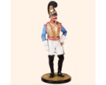 RC90 006 Officer Bavarian Garde du Corps 1814 Painted