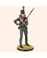 RC90 013 Rifleman The Rifle Brigade 95th Foot 1815 Painted