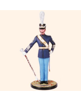 RC90 017 Drum Major The U.S Military Academy Kit
