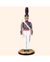 RC90 018 Cadet Officer The U.S Military Academy Painted