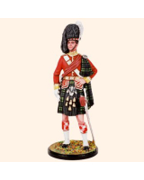 RC90 020A Officer Argyll and Sutherlanders 1900 Painted