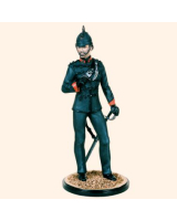 RC90 021 Officer The Kings Royal Rifle Corps 1900 Painted