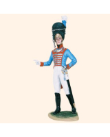 RC90 025 Officer Bavarian Grenadier-Garde 1815 Kit