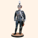 RC90 040 Officer Prussian Leib Hussars 1910-1914 Painted