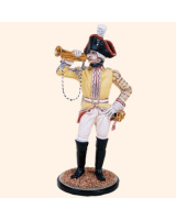 RC90 055 Trumpeter of Cuirassiers Kit