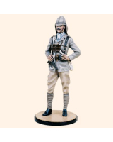 RC90 062 Officer of Infantry The Boer War 1899-1900 Painted