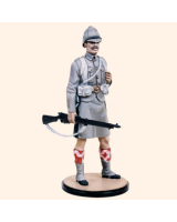 RC90 064 Private Highland Infantry The Boer War 1899-1900 Kit