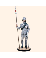 RC90 065 Cavalry Trooper The Boer War 1899-1900 Painted