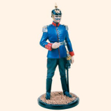 RC90 079 Stabsoffizier Prussian Infantry 1900-1914 Painted