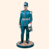 RC90 080 Officer Guard J�ger Battalion 1900-1914 Painted