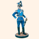 RC90 081 Stabsoffizier Prussian Uhlans 1900-1914 Painted