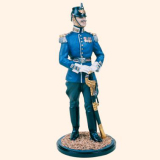 RC90 082 Stabsoffizier Prussian Marine Infantry 1900-1914 Painted