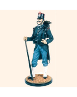 RC90 093 Private 42nd Infantry Regiment Brigata Modena Painted