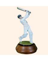 RCST1 Cricket Batsman Painted