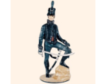 TM90 01 Officer The Rifle Brigade 95th Foot c.1812 Kit