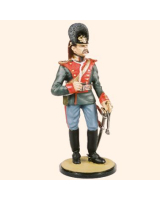 TM90 15 Officer Horse Grenadiers c.1900 Painted