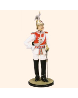 TM90 16 Officer Chevalier Guard c.1900 Painted